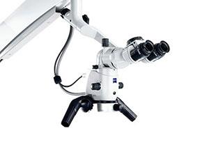tannrotbehandling zeiss mikroskop